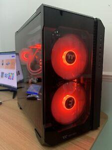 Thermaltake View 51 TG ARGB Full Tower Gaming Case - Black USB 3.0