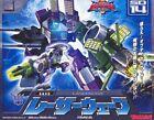 MISB in USA - Transformers Energon Takara Super Link SD-14 Laserwave Shockblast