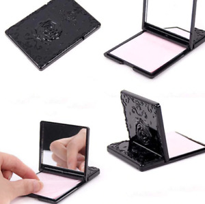 50 Sheets Make Up Oil Oil-Absorbing Blotting Facial Face Clean Papers Mirror