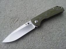 Kizer Folding Knife V3 Vigor Pocket G10 OD Green Tactical VG10 Satin V3403A2