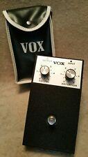 Vintage 1970 Rare Vox Distortion Pedal Ef-El Italy 70's Silicon Collector Grade