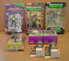 Teenage Mutant Ninja Turtles Classic Collection 1990 Movie Leonardo +7 Other Fig