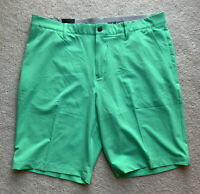 """New ADIDAS Ultimate 365 Golf Shorts, Men's Size 38, NWT, 11"""" Inseam, Green"""