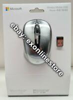 GMF-00006 - Wireless Mobile Mouse 3500 Mac/Win USB - Grey/Black Brand New