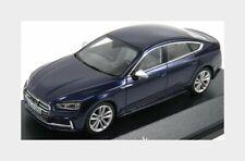 Audi A5 S5 Sportback 4-Door 2016 Navarra Blue Met PARAGON 1:43 5011615031