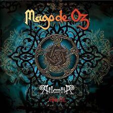 Gaia III: Atlantia [PA] by Mägo de Oz (CD, Apr-2010, 2 Discs, Warner Music)