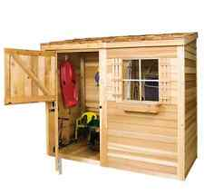Cedarshed Bayside 8X4 Lean-To Shed [B84]
