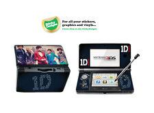 One Direction Carcasa De Vinilo Adhesivo para Nintendo 3DS