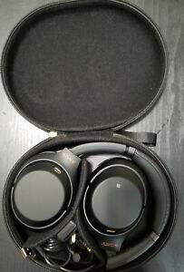 Sony WH-1000XM3/B Bluetooth Wireless Noise Canceling (WH1000XM3) (Black)