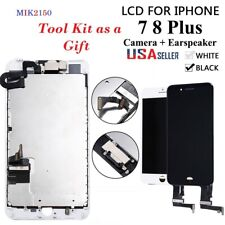 LCD Screen Digitizer Assembly Replacement For iPhone 8 8 plus 7 7 Plus AAA