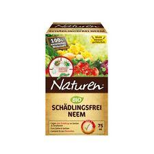 Naturen Bio Schädlingsfrei Neem -75 ml- Kartoffelkäfer Trauermücken Obst Gemüse