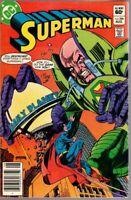 SALE! Superman #386 ~ Aug 1983 ~ 8.5 VF+ ~ Outstanding Copy! ~ Bronze Age