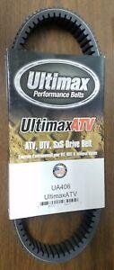 New Ultimax Drive Belt Arctic Cat 2012 1000 14-15 500 09-15 550 UA406