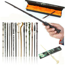 Magic Wand Harry Potter Hermione Dumbledore Voldemort Wand Cosplay Toy Gift Box