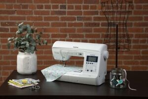 Brother Pacesetter PS500 Computerized Sewing Machine New