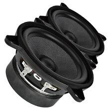 """Pair Faital Pro 4FE35 4"""" Midrange full range Woofer Speaker 16 ohms 60W 91dB"""