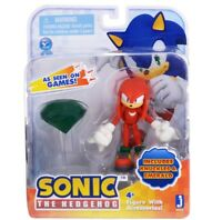 """Sonic """"Knuckles with Master Emerald"""" Figure New Rare"""