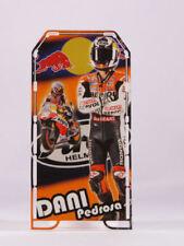 1/12 DANIEL PEDROSA 26 PIT BOARDS BANNER STAND BOX HONDA HRC RED BULL MOTOGP