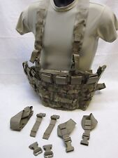 NEW MULTICAM CHEST RIG TAP MOLLE VEST TACTICAL ASSAULT PANEL ARMY OCP FLICK BR