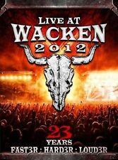 LIVE AT WACKEN 2012 - LIVE AT WACKEN 2012 - DVD