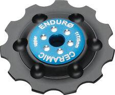Enduro Zero Derailleur Pulleys Ceramic Bearings - Shimano 10 Speed Road