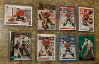 8) Dominik Hasek 1991-92 Upper Score Parkhurst Pro Rookie Card lot RC Sabres HOF