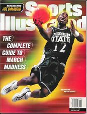 Sports Illustrated 1999 MATEEN CLEAVES Michigan State Spartan NEWSSTAND Mint NIB
