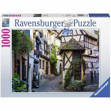 Ravensburger 15257 Eguisheim Alsace France 1000pc Jigsaw Puzzle