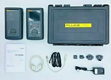 Fluke Lan Cable Tester Dsp 2000 Tdr Graph Ethernet Analyser Rj45 Cat Network