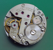 FHF caliber 75 Complete Movement Signed WYLER with Original Signed Wyler Crown