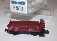 Fleischmann piccolo Spur N 8863,off. Güterwagen Oldenburg GOE, OVP XP9958X