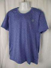 BNWT Boys/Girls Size 14 Blue Marle Sports Ltd Short Sleeve Sports Athletics Top