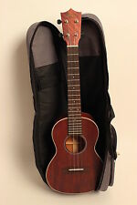 Sigma UKULELE SUM - 2T TENOR in completely solid Mahogany + TOP sigma Case New