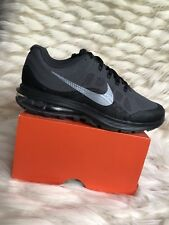 BOYS: Nike Air Max Dynasty 2 Shoes, Black - Size 5Y 859575-001