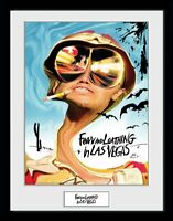 Fear and Loathing in Las Vegas Cinema Collector Print Frame Poster Bild Rahmen