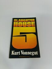 Vintage Paperback Book: Slaughter House 5 by Kurt Vonnegut Jr. Rare 1973 Edition