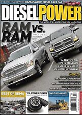 Diesel Power magazine Dodge Ram Timing belt Power stroke upgrade Mazda race car