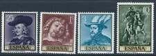 Spanien Nr. 1322-1325 postfrisch / **, Gemälde 1961 (32667)