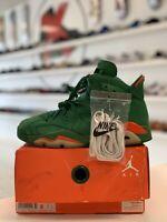 Air Jordan Retro 6 Gatorade Green - Size 8