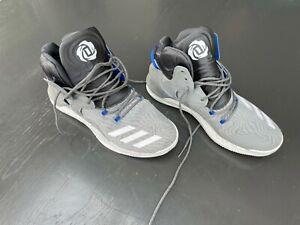 Adidas D Rose 7 Basketballschuh hoch, US 10