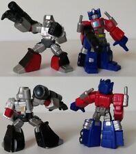 Transformers Robot Heroes G1 Megatron Y Optimus Prime