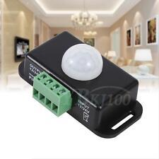 12V/24V Body Security Infrared Motion Sensor Detector Switch For LED Light Strip