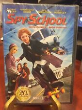 SPY SCHOOL:  SAVING THE WORLD BEFORE HOMEROOM (DVD, 2009)