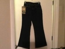 Ladies Oliveo Custom Made Blue Jeans Size 26x28 NWT