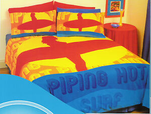 PIPING HOT Queen Size Doona/Quilt Cover Set BNIP
