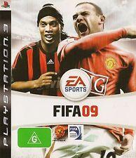 PLAYSTATION 3 FIFA 09 PS3 GAME