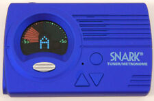 NEW SNARK BLUE GUITAR BASS TUNER METRONOME SN-3 with FREE BATTERY