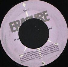 "ERASURE star 7"" WS EX/ uk MUTE 99 noc"