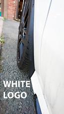 Mercedes Classe A Rayure Rouge Fibre De Carbone Arrière splash guards-A45 AMG A250 W176