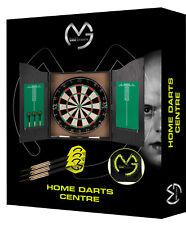 MVG Dartboard, Shatter Design, Dart Cabinet, Scoreboard, 6 Darts, Home Centre